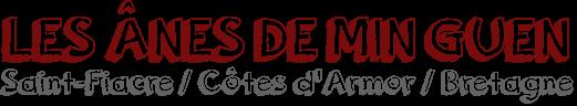 Les Ânes de Min Guen ferme pédagogique asinerie gîte Saint Fiacre 22