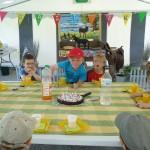 Les ânes de Min guen / Goûter d'anniversaire ferme pédagogique bretagne